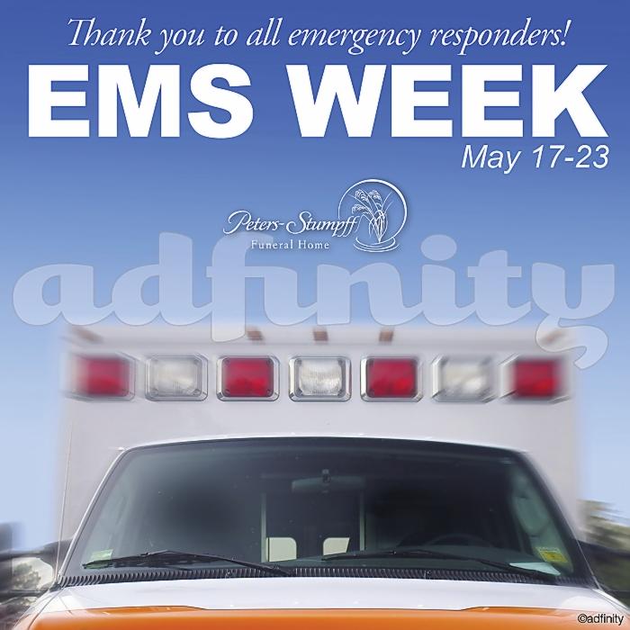 051503 Thank you to all emergency responders! EMS Week EMS Week Facebook meme.jpg