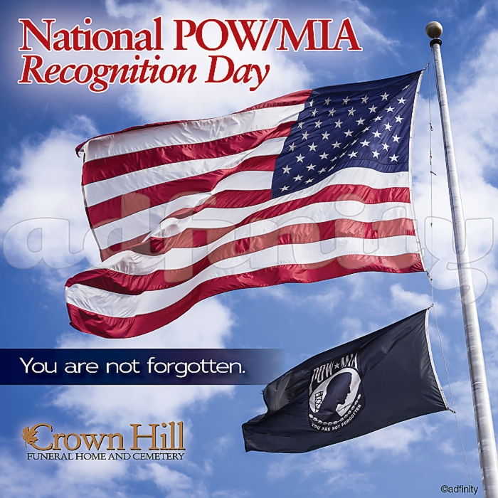 091508 National POW-MIA Recognition Day You are not forgotten Flags National POW-MIA Recognition Day Facebook meme.jpg