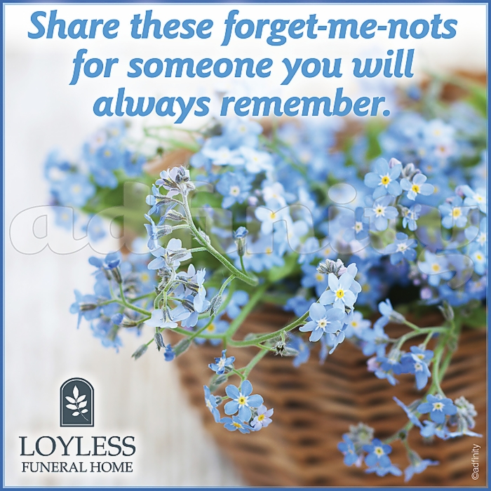 011602A Share these forget-me-nots for someone you will always remember. Viral Share Facebook ad.jpg