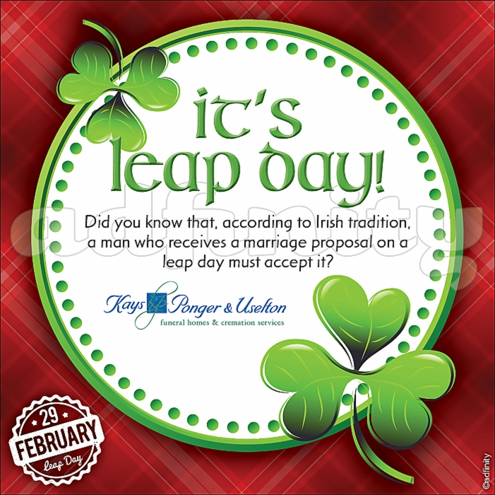 021603 It's Leap Day! Irish tradition. Leap Day Facebook ad.jpg